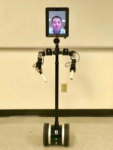 DoubleRobot Dr Kim