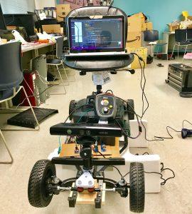 MOVR Autonomous Vehicle by Irvin Cardenas