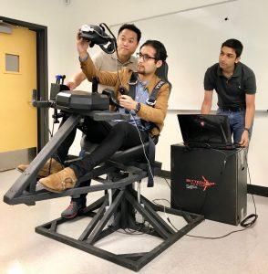 VR Simulation Chair Dr Jong-Hoon Kim, Irvin Cardenas, Dr. Gokarna Sharma